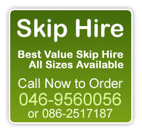 Skip Hire from as Little as €85